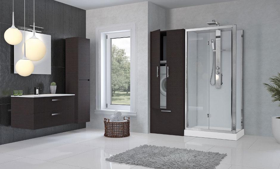 Von badewanne zur duschabtrennungen novellini at for Angoliere per bagno